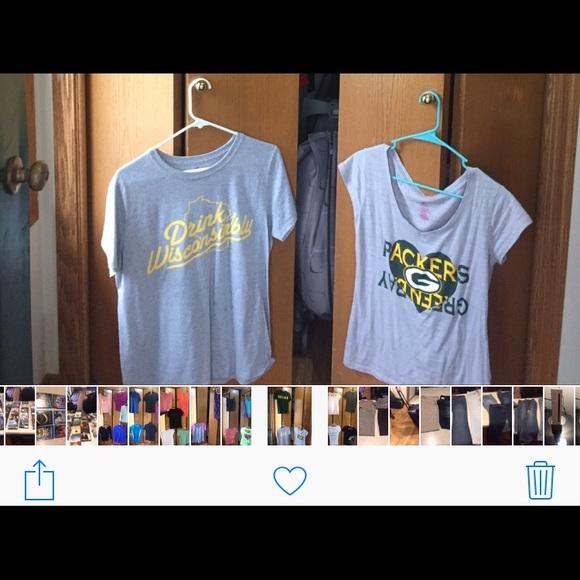 womens packer shirts
